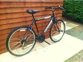 Adult Mountain Bike, 26inch wheels, Excellent Condition
