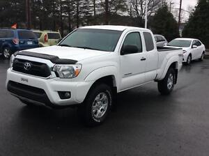 2015 Toyota Tacoma TRD ACCESS CAB 4X4 6SPD - SINGLE OWNER, DEALE