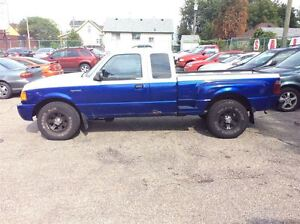 2001 Ford Ranger Annual Clearance Sale!