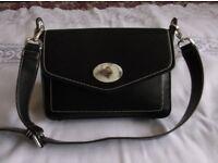 Black Gold Handbag NEW