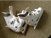 Ice skates size uk 8