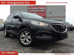 2014 Mazda CX-9 GS LEATHER | SUNROOF | PWR TAILGATE | AWD | 7 SE