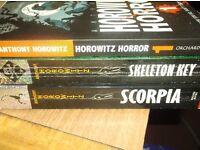 Anthony Horowitz Books