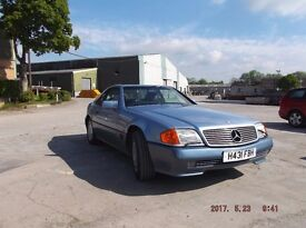 here is my Mercedes benz 300SL
