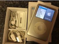 iPod classic 160gb