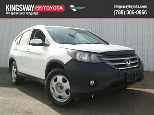 2013 Honda CR-V Touring Edition
