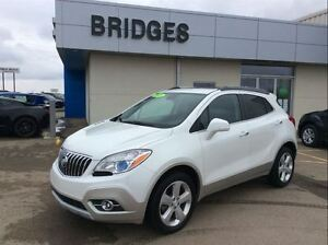 2015 Buick Encore Leather**One Owner/Full load**