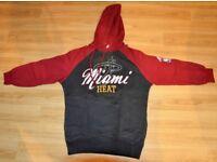 ADIDAS - Miami Heat hoodie youth