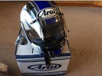 Arai Viper-GT motorcycle crash helmet