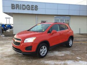2015 Chevrolet Trax LT**One owner vehicle/NO PST**