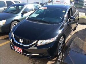 2013 Honda Civic EX-Learn more about this car. Take a test drive