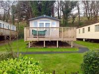For Sale Swift Bordeaux static caravan 313 Bay View Lydstep Beach Tenby private sale