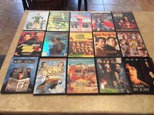 GROS LOT DE FILMS SUR DVD