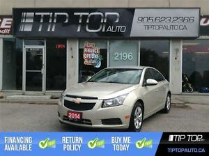 2014 Chevrolet Cruze 1LT ** Bluetooth, Remote Start, Low Price *