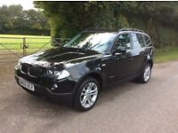 BMW X3 2.0 18d SE SUV 5dr Diesel Manual xDrive