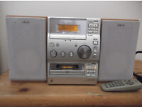 Sony Compact Hifi CMT CP100 with Remote Control