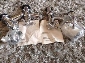 Cascade Basin, Bath and Sink taps