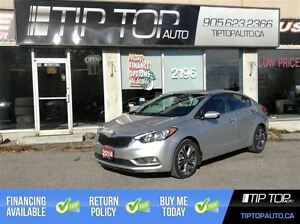 2014 Kia Forte SX * * LOADED, Nav, Leather, Bluetooth **