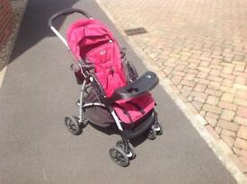 Push chair 3 in one Graco