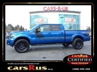 2014 Ford F-150 FX4 SPORT APPEARANCE PACKAGE!!