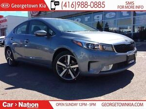 2017 Kia Forte EX + | $132 BI-WEEKLY | BACKUP CAMERA | LOAD