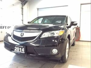 2014 Acura RDX CLEAROUT PRICE $25,995 Tech AWD-New Tires & Brake