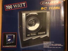 700w Car Subwoofer Brand New In Box