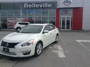 2014 Nissan Altima SL TECH 1 OWNER LOCAL TRADE