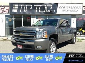 2009 Chevrolet Silverado 1500 LT ** Leather, Sunroof, 4X4 **