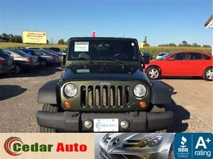 2007 Jeep Wrangler X - Managers Special
