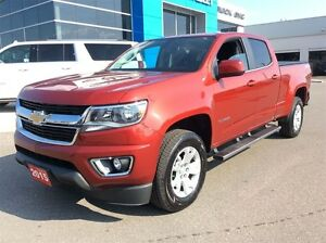 2015 Chevrolet Colorado 4WD LT | Bluetooth | Rear Cam | Tonneau