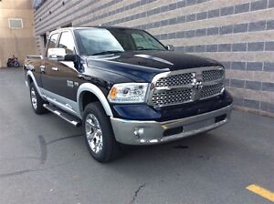 2013 Ram 1500 LARAMIE/LEATHER/SUNROOF/BACK UP CAMERA