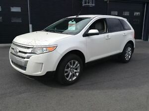 2013 Ford Edge SEL AWD MAGS CHROME ECRAN TACTILE
