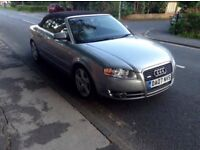 2007 Audi A4 convertible cabriolet S line 2.0 turbo