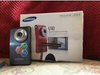 Samsung Flashcam U10 - shoot and share in full HD.