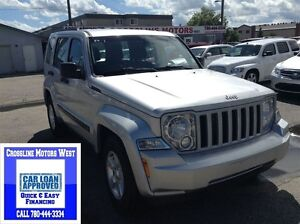 2012 Jeep Liberty 4X4   Power Options   Great Off Road!  