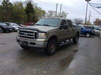 2006 Ford F-350 Lariat - Diesel, 1 Ton, Heated Leather Seats, 4x