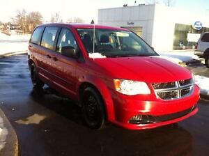 2015 Dodge Grand Caravan SE - 7 PASSAGERS - JAMAIS ACCIDENTÉ!!