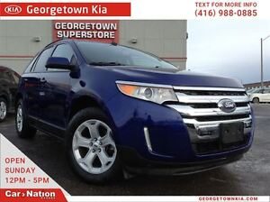 2013 Ford Edge SEL ONLY 17,767KMS| ECOBOOST| BLUETOOTH| LIKE NEW