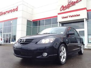 2006 Mazda MAZDA3 SPORT GS | LEATHER | HEATED SEATS