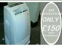 (Ice Cold) 3 in 1 Commercial 12000 Btu Air Condition/Dehumidifier with Vent Pipe (Home/Office/Shop)