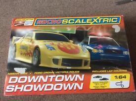Micro scalextric - Downtown showdown