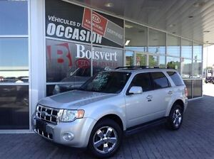 2009 Ford Escape Limited  CUIR TOIT 4X4