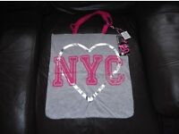 Nyc tote bag brand new with tags