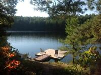 Beautiful Lakefront Property on Cutler lake
