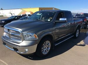 2013 Ram 1500 Laramie Longhorn- Sunroof and Nav