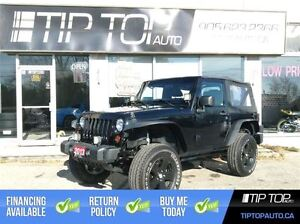 2013 Jeep Wrangler Sport ** Lifted, 6 Speed Manual **