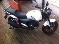 Ksr generic code 125cc