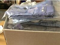 19 men's shirts . All good quality . SSTC