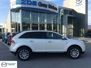 2013 Lincoln MKX Heated Leather, Power Panoramic Sunroof, Chrome